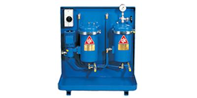 Fluidpflegesysteme für HFD-Fluids
