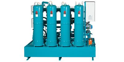Getriebespülung und Ölfiltration in einem System