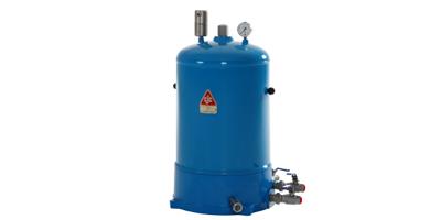 Filtersystem zur Entfernung von Wasser aus Öl