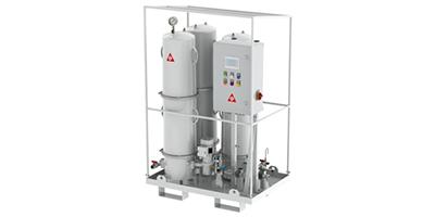 Ölpflegesystem für Transformatoren