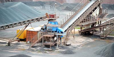 Anwendungen, Bergbau, Tagebau