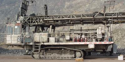 Bergbohrmaschinen
