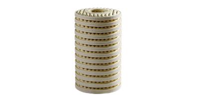 CJC Feinfilterpatronen 15/25, Zellulosefilter, Tiefenfilter