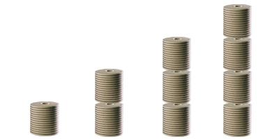 CJC Feinfilterpatronen 27/, Zellulosefilter, Tiefenfilter