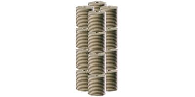 CJC Feinfilterpatronen 427/108, Zellulosefilter, Tiefenfilter