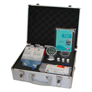 Ölanalyse-Set DIGI Water Kit