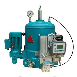 Partikelzähler mit Wasser-in-Öl-Sensor