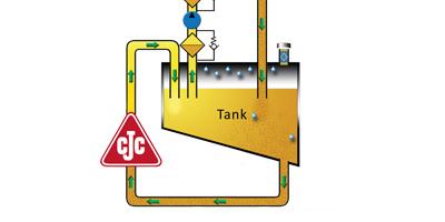 Ölprobe, Nebenstrom