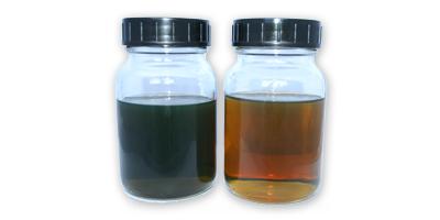 Partikel im Öl