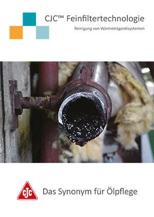 Ölpflege in Wärmeträgerölsystemen