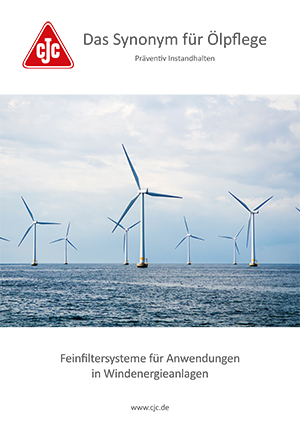 Ölpflege in Windenergieanlagen