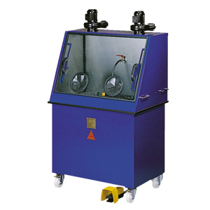 Reinigungstisch RT 40 AG - Teilereinigungsgerät für entzündbare Reinigungsflüssigkeiten