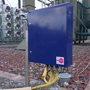 entwässerungssysteme für Trafo-Becken, sipp node