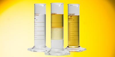 Wassergehalt im Öl
