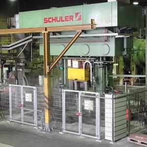 Ölpflege bei Hydraulikpressen für höchste Ölreinheiten