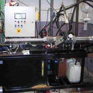 Komponenten-Prüfstande, Hydraulikzylinder