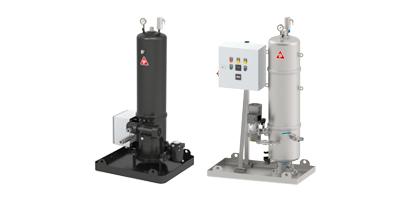 CJC Filter Separator P1 und P4 27/-