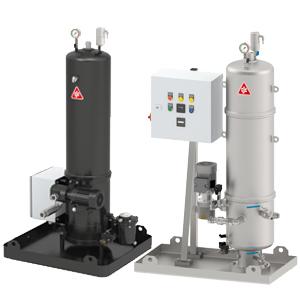 Filter Separator 27/- Diesel