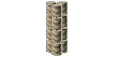 CJC Feinfilterpatronen 327/-, Zellulosefilter, Tiefenfilter