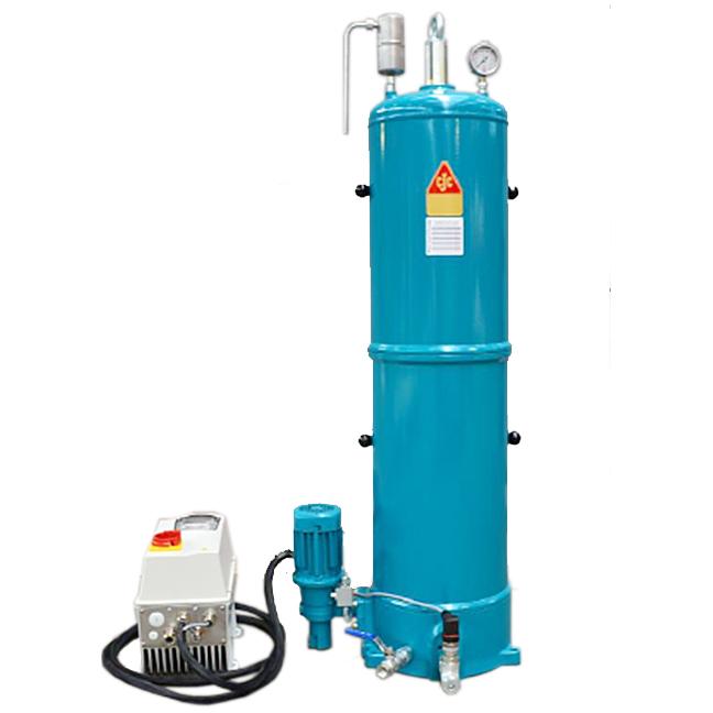 Ölpflegesystem, Schmierölpflege, Marine Dieselmotor