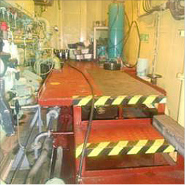 CJC Ölpflegesystem, 4-Takt Marine Dieselmotor, MAN L23/30H