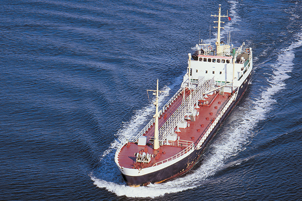 Tanker, Ölpflege, Schmieröl, 4-Takt-Dieselmotor