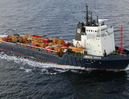 Schmierölpflege Marine Dieselmotoren – Versorgungsschiff