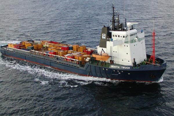 Versorgungsschiff, Ölpflege, Schmieröl, 4-Takt-Dieselmotor