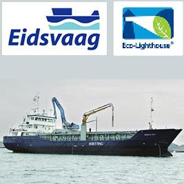 MV Eidsvaag Vega, Frachtschiff