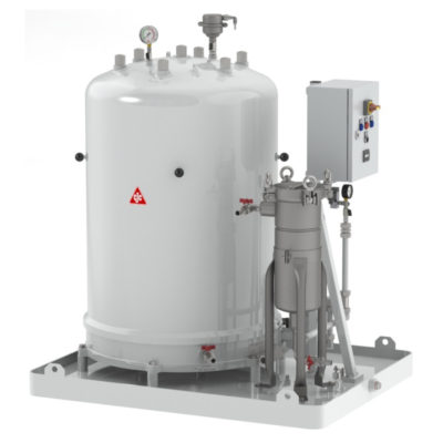 CJC Feinfilteranlage 727/108 Härteöl
