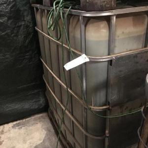 Rückgewinnung von Härteöl aus Waschbad