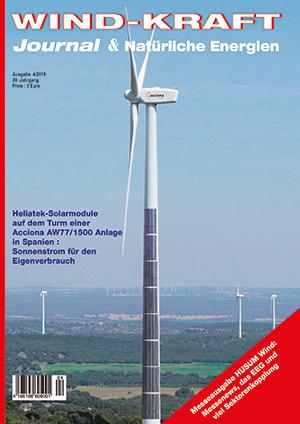 Redaktioneller Artikel Windkraft-Journal_Aug 2019