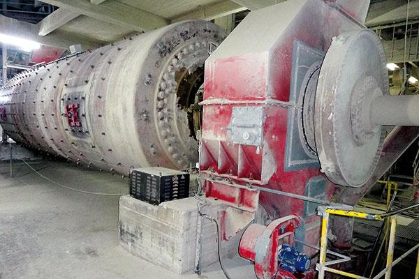 Ölpflege an Zementmühle, Getriebeöl-Filtration