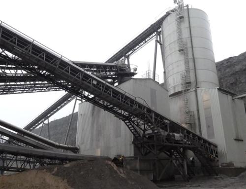 Schmieröl Filtration, Kegelbrecher Sandvik, Steinbruch