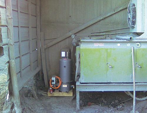 Schmieröl-Filtration Kreiselbrecher Svedala