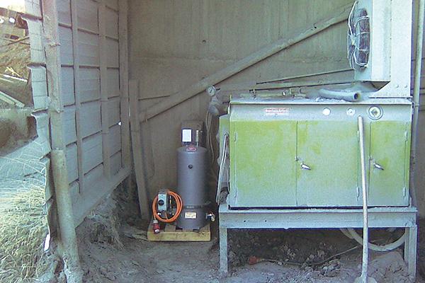 CJC Schmierölfilter, Schmieröl-Filtration, Kreiselbrecher Svedala