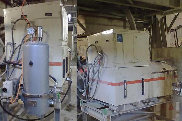 Schmieröl-Feinfiltration im Nebenstrom, Kegelbrecher