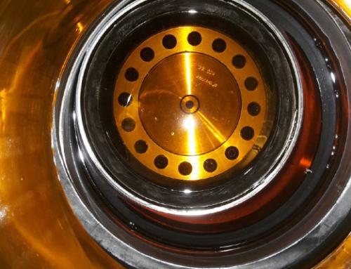 Schmieröl Filtration, Kegelbrecher, Steinbruch