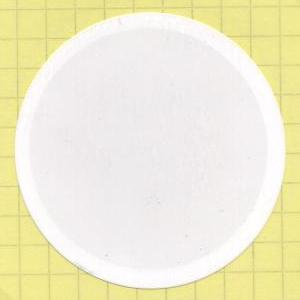 Membranfiltertest nach erstem Filterdurchlauf