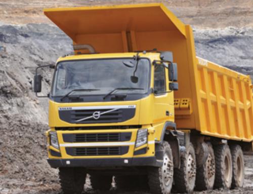 Motorschmieröl Feinfiltration, Muldenkipper Volvo FMX 4400