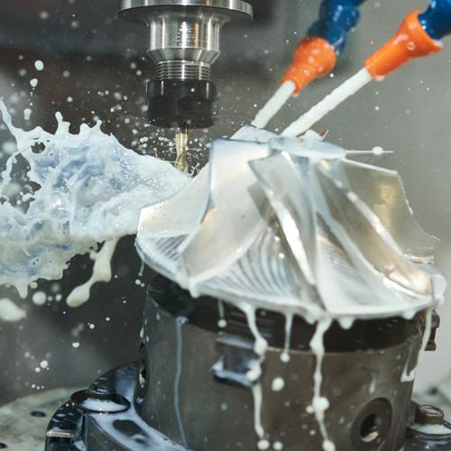 Kühlschmierstoff-Aufbereitung, weniger Werkzeugverschleiss
