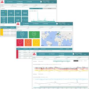 Cloud-Applikation für Ölsensoren, Sensordaten automatisiert auswerten