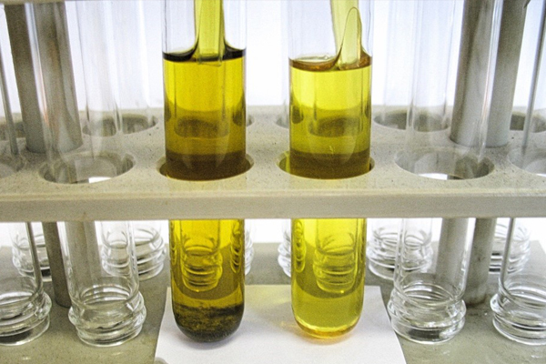 Bearbeitungsöl aufbereiten, IBC Tanks