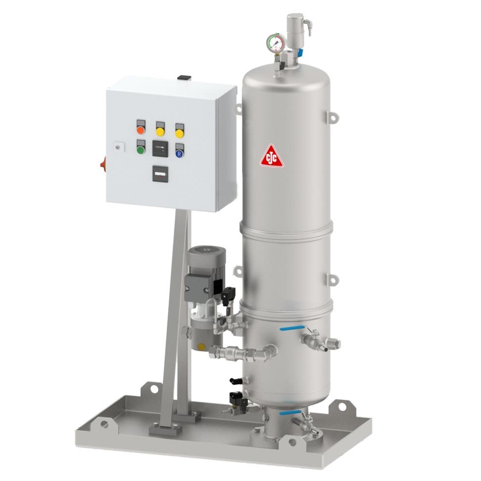 Filter Separatoren, Fluidpflege und Filtration in hydrostatischen Systemen