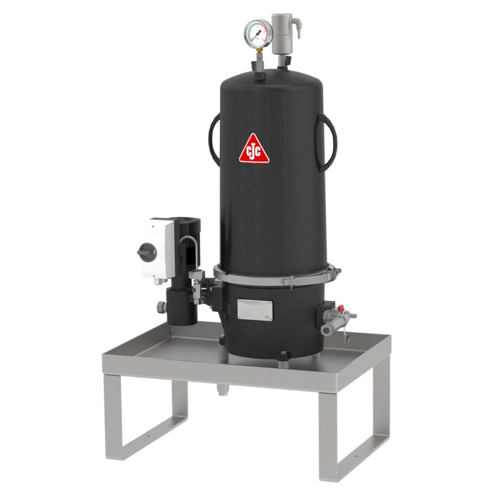 Nebenstromfilter, Fluidpflege und Filtration in hydrostatischen Systemen