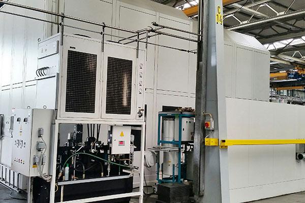 fluidpflege und filtration in hydrostatischen systemen, hydrostatik-systemenm