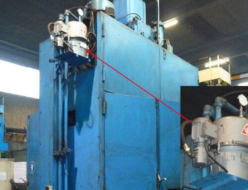 Hydrauliköl filtern im Nebenstrom – Schmiedehammer