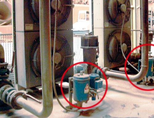 Hydrauliköl filtern im Nebenstrom – Keramikpresse